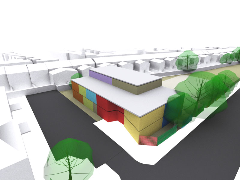 Lambeth Youth Sports and Arts Development Association (LYSADA) | UK Construction